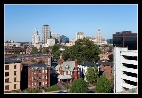 Hartford, CT Skyline
